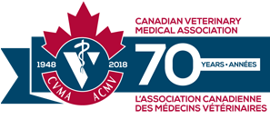 canadian_veterinary_medial_association_70_year_anniversary_logo